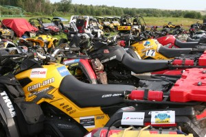 Квадроциклы и мотовездеходы