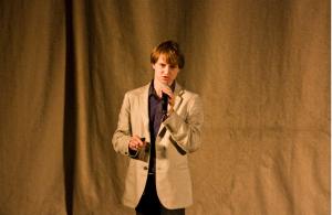 Выступление Александра Кувшинова