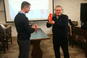Евгений Ерохин из компании «Аруснави»