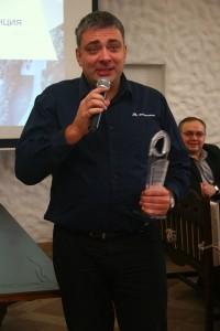 Александр Сорокин из компании «АГРОштурман»