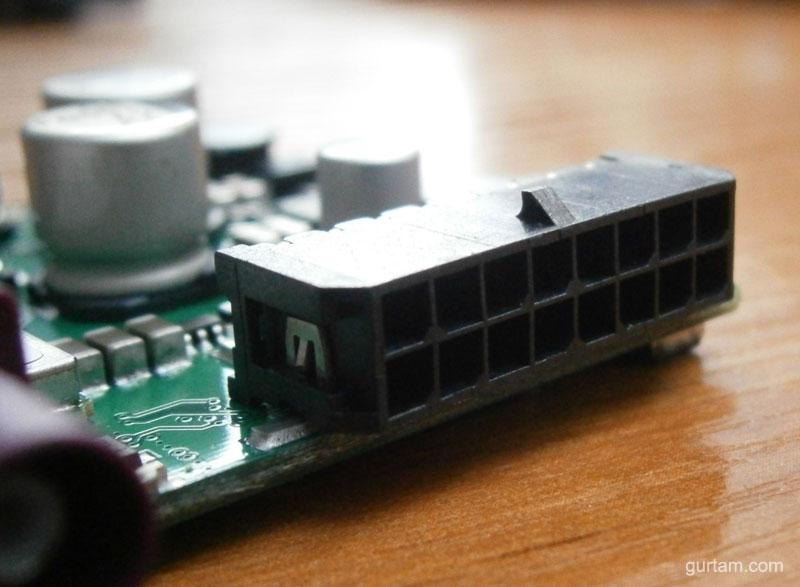 Разъем Molex Micro-Fit в BCE FM Blue