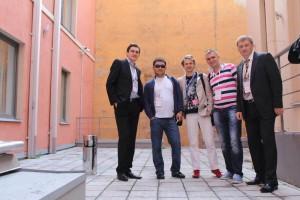 Партнеры Gurtam на Навиторинг-2012