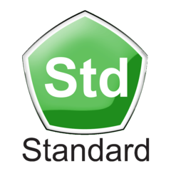 Логотип Standard