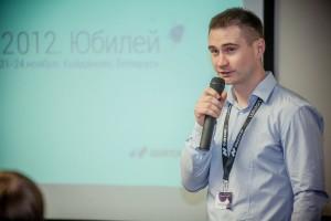 Выступление Алексея Щурко на конференции Телематика 2012. Юбилей.