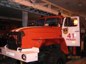 Пожарные автомобили Мурманской области оборудованы системой смутникового мониторинга Wialon
