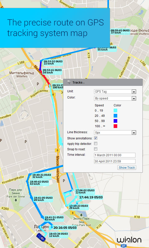 GPS Tag Pro accurately defines position of moving objects