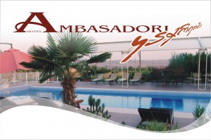 "Gurtam summer partner conference 2013 will take place in a wonderful ""Ambasadori"" hotel complex, Georgia"
