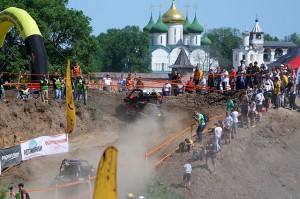 Can-Am Trophy Russia 2013: 1 round in Suzdal