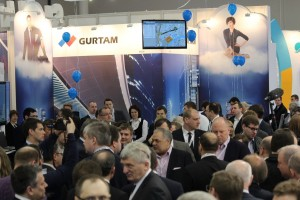 Gurtam booth at Navitech-Expo 2013 attracted huge audience