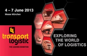 the world's largest exhibition for logistics, telematics and transport in Munich