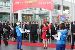 The biggest European specialized trade show Transport Logistic 2013 is over. The next event will take place only in 2015.