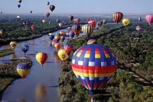 Двенадцатый ежегодный фестиваль воздухоплавания «Небесная ярмарка-2013»