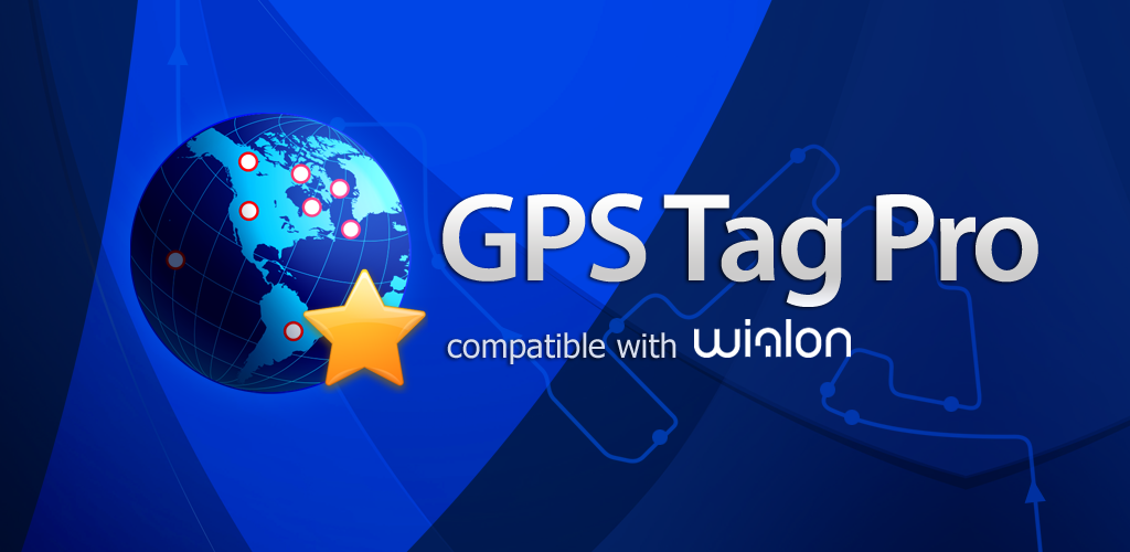 GPS Tag Pro app allows to use any Android- or iOS-based mobile device as a GPS tracker