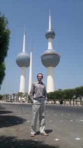 Специалист технической поддержки Gurtam Константин Баткин в Кувейте