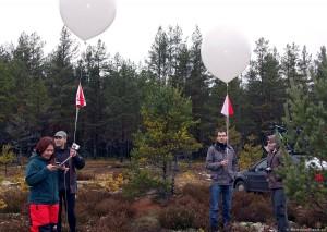 RandomRace - приключенческая гонка с воздушными шарами