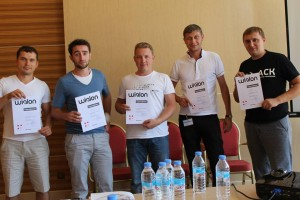 Партнерская конференция Gurtam в Грузии