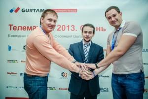 "Partner conference ""Telematics2013. Autumn"""