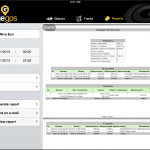 New Wialon Pro-based mobile app by Garage-GPS