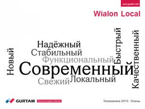 Wialon Local