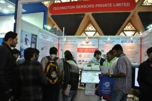Technoton introduced Wialon during Auto Expo 2014, India