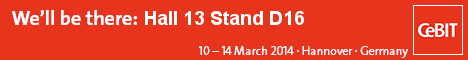 Gurtam is going to CeBIT 2014
