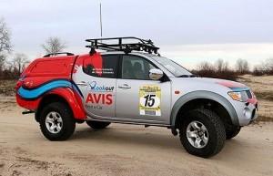 Team.UA car