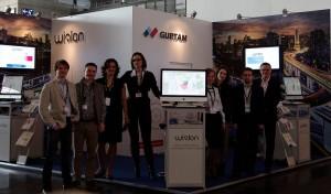 Команда Gurtam на выставке CeBIT 2014