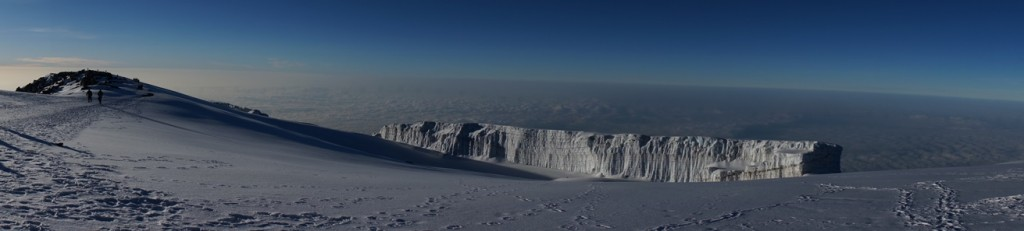 Kilimanjaro ice will have totally melted by 2020