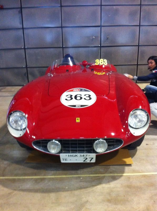 Ferrari 70 years ago looked as beautiful as it looks today