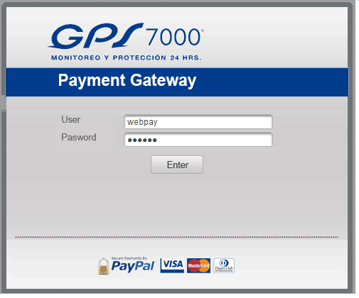 Wialon Notify and Payment Portal Service by GPS7000