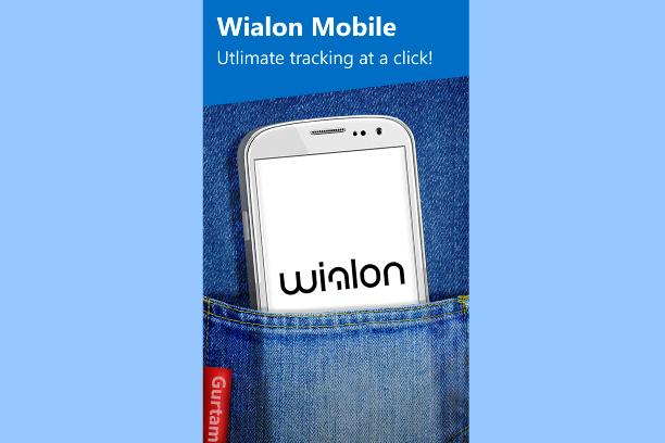 Mobile Wialon
